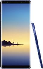 "Samsung Galaxy Note 8 blau 64GB LTE Android Smartphone ohne Simlock 6,3"" 12MPX"