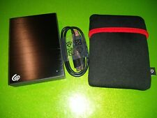 Seagate 4 tb external hard drive portable