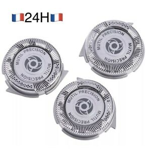 🇫🇷Tête de lames de rasoir 3 pièces Razor Head Philips Series 5000 SH50 HQ8🥇