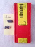 10  NEW SANDVIK TLR-3031L  TOP NOTCH CARBIDE INSERTS. GRADE:  H13A.  {N321}