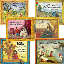 Katie and the Artists collection - 6 Books