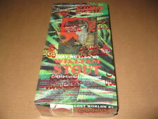 William Stout Lost Worlds Trading Card Case 12 boxes