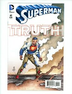 Superman #41, NM, 2015