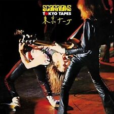 SCORPIONS / TOKYO TAPES - 50TH ANNIVERSARY DELUXE EDITION * 2LP'S VINYL+2CD'S *