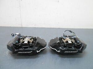 2020 17 18 19 20 McLaren 720S Rear Brake Caliper Set #3915