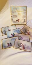Vintage Christmas Cards Wondrous Story
