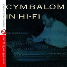 JANOS HOSSZU - CYMBALOM IN HI-FI USED - VERY GOOD DVD