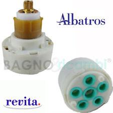 Ricambio cartuccia deviatore 5 vie vasche box doccia Albatros Revita 4R22137999