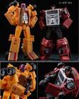 BW OVERSIZED k0 MS transformable toys Menasor members Drag Strip Deadend no box