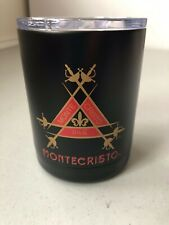 Montecristo Insulated Tumbler With Lid - Hot or Cold Use - New