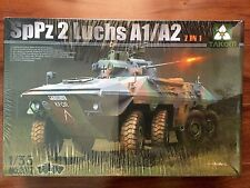 TAKOM 1/35 German SpPz 2 Luchs A1/A2 2 n 1 Armoured 8 Wheeled Vehicle # 2017 F/S