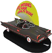 Heroclix--Heroclix - DC Comics Batman Classic TV Series Batmobile
