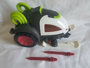 Fisher-Price IMAGINEXT DC Super Friends BANE'S BATTLE SLEDGE with 2 missiles