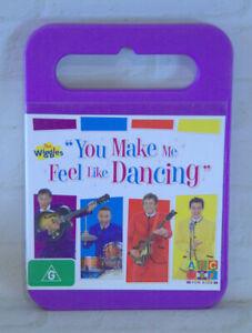 DVD - The Wiggles: You make me feel like dancing - Original Wiggles Cast