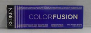 REDKEN Color Fusion C-LOCK COOL FASHION Professional Hair Color ~ 2.1 oz / 60g!