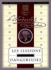 NEW - Les Liaisons Dangereuses (New York Public Library Collector's Edition)