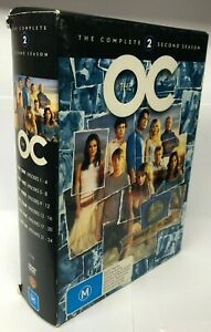 The OC - Complete Season Two - 6 DVD Set - AusPost with Tracking