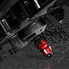 Universal Red Aliminum Motorcycle Frame Engine Protector Ground Crash Slider Cap