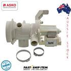 Genuine Asko Washing Machine Drain Pump Model W6444a Part N 440584 Free Shipping photo