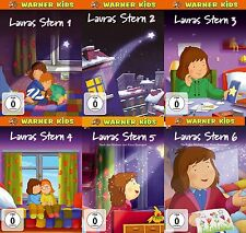 LAURAS STERN Part 1 2 3 4 5 6 Complete Collection 52 GOOD NIGHT STORIES DVD
