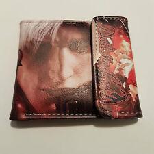 Devil May Cry Dante japanese kawaii cute video game wallet