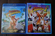 Beverly Hills Chihuahua 1 & 2 Blu-Ray + DVD