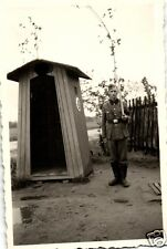17572/ Originalfoto 6x9cm, Wache RAD-Lager Dramburg, 1939