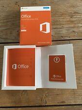 Office Home & Business 2016 PC, Deutsch, PKC Vollversion mit MwSt-Rechnung