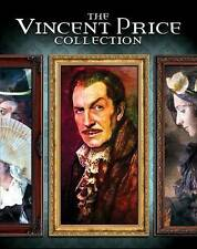The Vincent Price Collection (Blu-ray Disc, 2013, 4-Disc Set) NEW