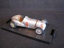 Brumm Mercedes-Benz W125 1937 1:43 #6 Rudolf Caracciola (GER) (JvM)