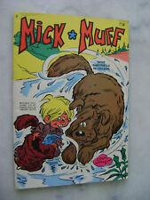 MICK et MUFF n° 5 Pop magazine