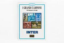Libro F.C. Inter I Grandi Campioni Dal Dopoguerra a Oggi - 324 Pagine (Rilegato)