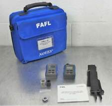 AFL Noyes CSM1-2 Optical Power Meter And CSS1-MM 850/1300mm Optical Light Source