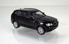 Herpa 034630-003 BMW X3 ( F25) -  saphirschwarzmetallic