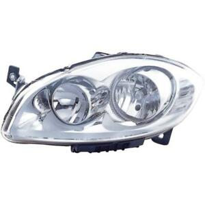 Halogen Headlight Right Fiat Linea (323) Year 06.07- H7/H1 1217126