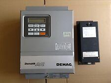 Demag Umrichter DPU415z008C00 +Brems-Chopper-BRC02-C10