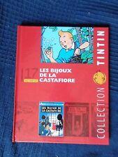 LIVRE COLLECTION TINTIN 17 TOUT SAVOIR SUR L ALBUM LES BIJOUX DE LA CASTAFIORE