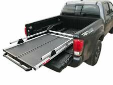Fits Toyota Tacoma 16-17 6 Foot Bed No-Drill Factory Mount Install Kit Bedslide