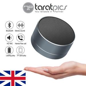 LED Portable Wireless Bluetooth Outdoor Music Speaker + USB Function   UK Stock