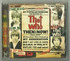 The Who - 'The Who - Then and Now'