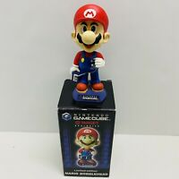 Mario Bobblehead 2002 Limited Edition Target Exclusive Nintendo GameCube