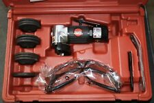"Suntech 2"" Mini Right Angle Air Die Grinder & Cut off Wheel Tool Kit with Wheels"