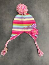 Girls Barbie bobble hat & scarf set
