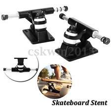 2Pcs 3.25'' Anchor Shape Alloy Metal Skateboard Trucks For 22'' Mini Penny Board
