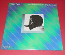 Albert Ayler -- reevaluations: the impulsi years -- 2lps/jazz