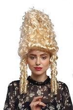 Perruque Femmes Carnaval Historique Baroque blonde Marie Antoinette