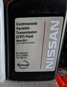 Nissan ns3 cvt fluid 4 quarts INFINITY