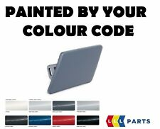 BMW NEW E90 E91 LCI N/S LEFT HEADLIGHT WASHER COVER PAINTED BY YOUR COLOUR CODE