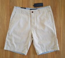 TOMMY HILFIGER Mens Classic Fit Stripe Shorts Sz 30/34/36 BNWT Cotton