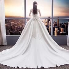 Hochzeitskleid Brautkleid Kleid Braut Babycat collection Schleppe BC792 38 34
